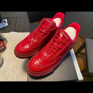 NEW Men's Giuseppe Zanotti Blabber Sneakers